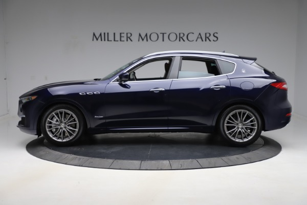 New 2020 Maserati Levante S Q4 GranLusso for sale $96,785 at Maserati of Greenwich in Greenwich CT 06830 3