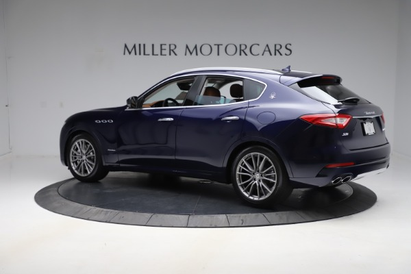 New 2020 Maserati Levante S Q4 GranLusso for sale $96,785 at Maserati of Greenwich in Greenwich CT 06830 4