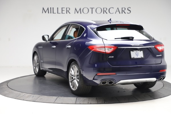 New 2020 Maserati Levante S Q4 GranLusso for sale $96,785 at Maserati of Greenwich in Greenwich CT 06830 5