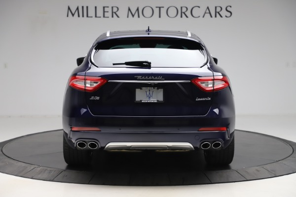 New 2020 Maserati Levante S Q4 GranLusso for sale $96,785 at Maserati of Greenwich in Greenwich CT 06830 6