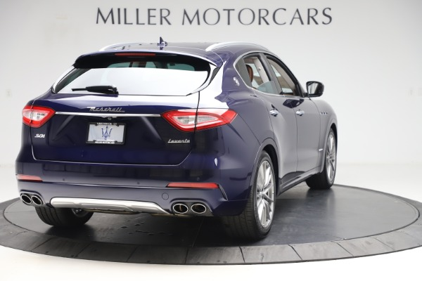 New 2020 Maserati Levante S Q4 GranLusso for sale $96,785 at Maserati of Greenwich in Greenwich CT 06830 7