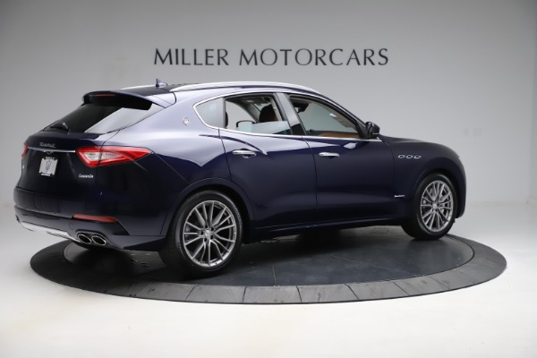New 2020 Maserati Levante S Q4 GranLusso for sale $96,785 at Maserati of Greenwich in Greenwich CT 06830 8