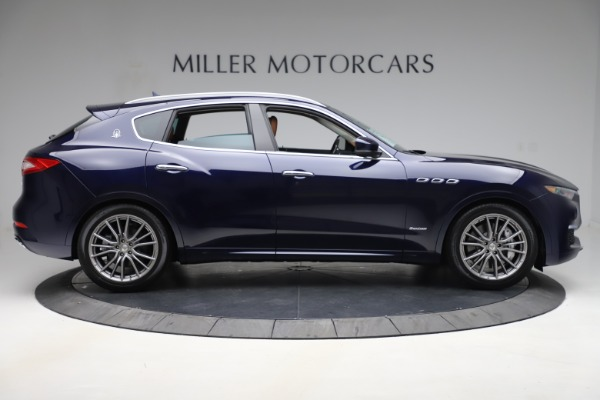 New 2020 Maserati Levante S Q4 GranLusso for sale $96,785 at Maserati of Greenwich in Greenwich CT 06830 9