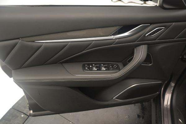 New 2020 Maserati Levante S Q4 GranSport for sale $101,585 at Maserati of Greenwich in Greenwich CT 06830 17