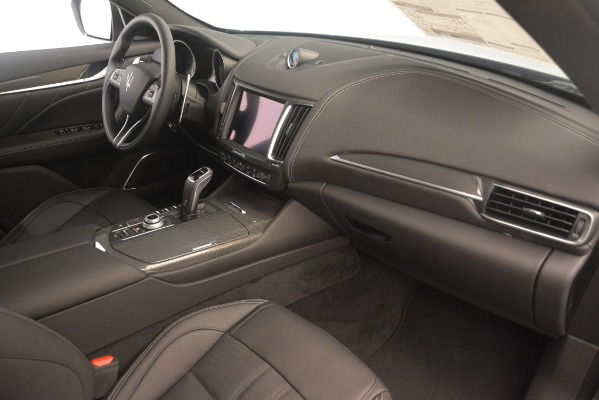 New 2020 Maserati Levante S Q4 GranSport for sale $101,585 at Maserati of Greenwich in Greenwich CT 06830 22
