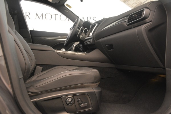 New 2020 Maserati Levante S Q4 GranSport for sale $101,585 at Maserati of Greenwich in Greenwich CT 06830 23