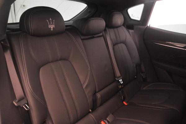 New 2020 Maserati Levante S Q4 GranSport for sale $101,585 at Maserati of Greenwich in Greenwich CT 06830 26