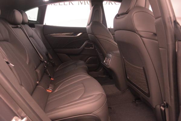 New 2020 Maserati Levante S Q4 GranSport for sale $101,585 at Maserati of Greenwich in Greenwich CT 06830 27