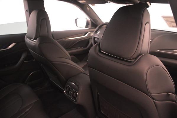 New 2020 Maserati Levante S Q4 GranSport for sale $101,585 at Maserati of Greenwich in Greenwich CT 06830 28