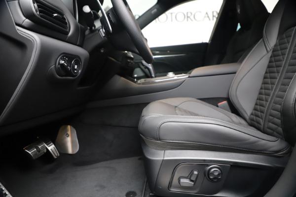 New 2020 Maserati Levante S Q4 GranSport for sale $106,585 at Maserati of Greenwich in Greenwich CT 06830 14