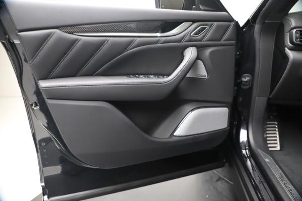 New 2020 Maserati Levante S Q4 GranSport for sale $106,585 at Maserati of Greenwich in Greenwich CT 06830 17