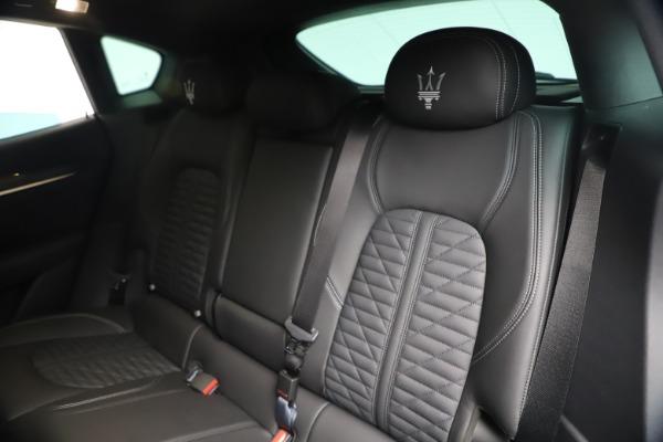 New 2020 Maserati Levante S Q4 GranSport for sale $106,585 at Maserati of Greenwich in Greenwich CT 06830 18