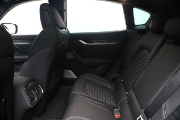 New 2020 Maserati Levante S Q4 GranSport for sale $106,585 at Maserati of Greenwich in Greenwich CT 06830 19