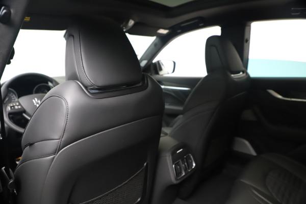 New 2020 Maserati Levante S Q4 GranSport for sale $106,585 at Maserati of Greenwich in Greenwich CT 06830 20