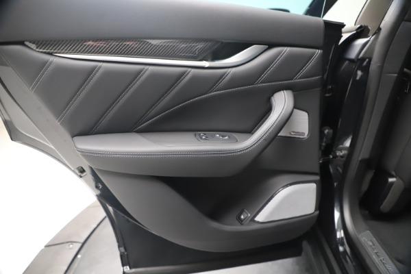 New 2020 Maserati Levante S Q4 GranSport for sale $106,585 at Maserati of Greenwich in Greenwich CT 06830 21