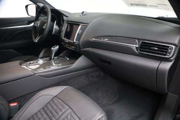 New 2020 Maserati Levante S Q4 GranSport for sale $106,585 at Maserati of Greenwich in Greenwich CT 06830 22