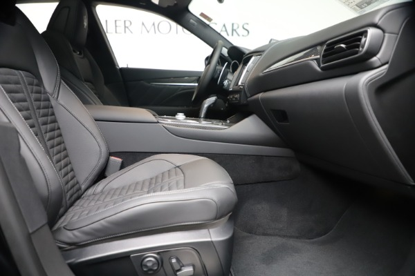 New 2020 Maserati Levante S Q4 GranSport for sale $106,585 at Maserati of Greenwich in Greenwich CT 06830 23