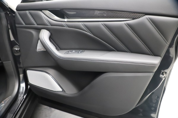 New 2020 Maserati Levante S Q4 GranSport for sale $106,585 at Maserati of Greenwich in Greenwich CT 06830 25