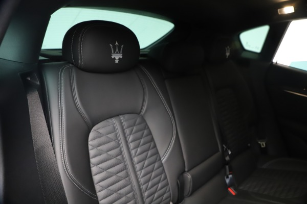 New 2020 Maserati Levante S Q4 GranSport for sale $106,585 at Maserati of Greenwich in Greenwich CT 06830 26