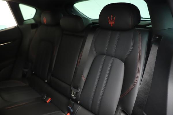 New 2020 Maserati Levante Q4 GranSport for sale $88,885 at Maserati of Greenwich in Greenwich CT 06830 18