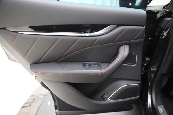 New 2020 Maserati Levante Q4 GranSport for sale $88,885 at Maserati of Greenwich in Greenwich CT 06830 21