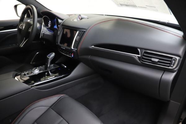 New 2020 Maserati Levante Q4 GranSport for sale $88,885 at Maserati of Greenwich in Greenwich CT 06830 22