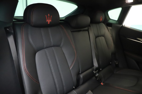 New 2020 Maserati Levante Q4 GranSport for sale Sold at Maserati of Greenwich in Greenwich CT 06830 26