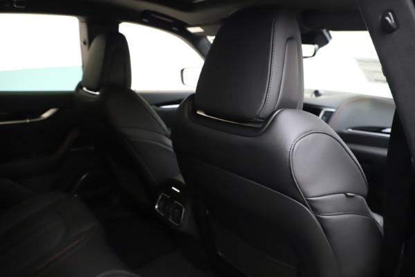 New 2020 Maserati Levante Q4 GranSport for sale $88,885 at Maserati of Greenwich in Greenwich CT 06830 28