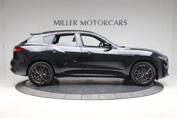 New 2020 Maserati Levante Q4 GranSport for sale Sold at Maserati of Greenwich in Greenwich CT 06830 9