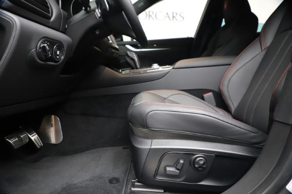 New 2020 Maserati Levante Q4 GranSport for sale Sold at Maserati of Greenwich in Greenwich CT 06830 14