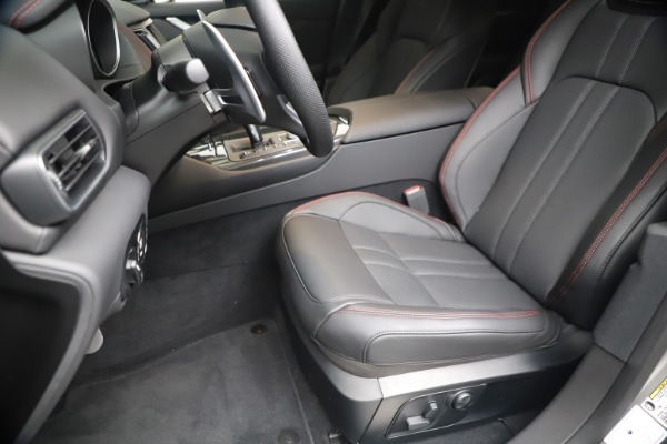 New 2020 Maserati Levante Q4 GranSport for sale Sold at Maserati of Greenwich in Greenwich CT 06830 15