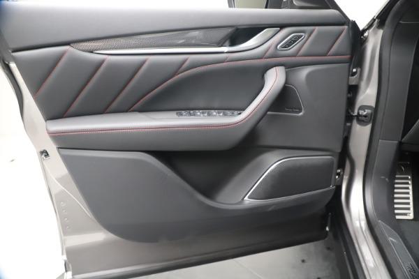 New 2020 Maserati Levante Q4 GranSport for sale Sold at Maserati of Greenwich in Greenwich CT 06830 17