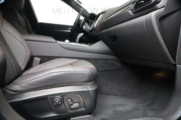 New 2020 Maserati Levante Q4 GranSport for sale Sold at Maserati of Greenwich in Greenwich CT 06830 23