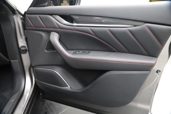 New 2020 Maserati Levante Q4 GranSport for sale Sold at Maserati of Greenwich in Greenwich CT 06830 25