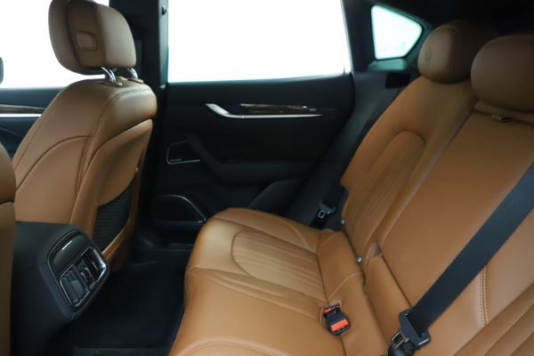 New 2020 Maserati Levante Q4 GranLusso for sale $86,935 at Maserati of Greenwich in Greenwich CT 06830 19