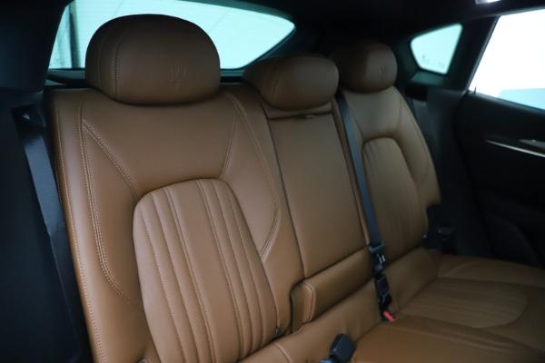 New 2020 Maserati Levante Q4 GranLusso for sale $86,935 at Maserati of Greenwich in Greenwich CT 06830 26