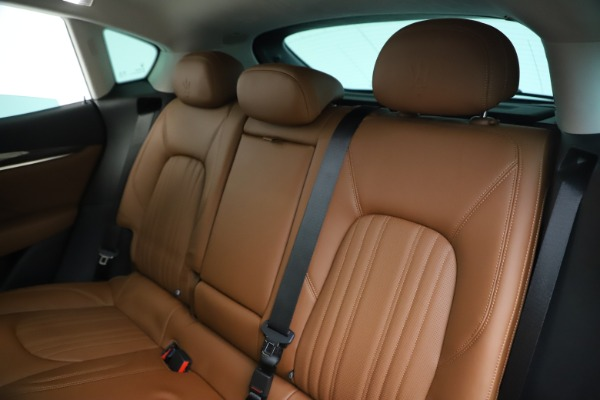 New 2020 Maserati Levante Q4 GranLusso for sale $87,335 at Maserati of Greenwich in Greenwich CT 06830 18