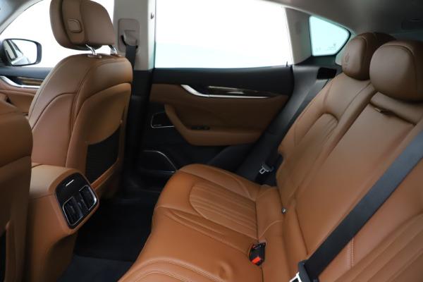 New 2020 Maserati Levante Q4 GranLusso for sale $87,335 at Maserati of Greenwich in Greenwich CT 06830 19