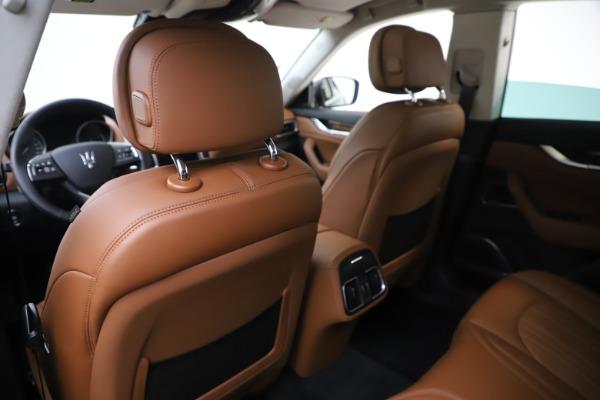 New 2020 Maserati Levante Q4 GranLusso for sale $87,335 at Maserati of Greenwich in Greenwich CT 06830 20