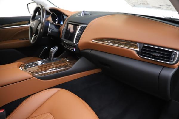 New 2020 Maserati Levante Q4 GranLusso for sale $87,335 at Maserati of Greenwich in Greenwich CT 06830 22
