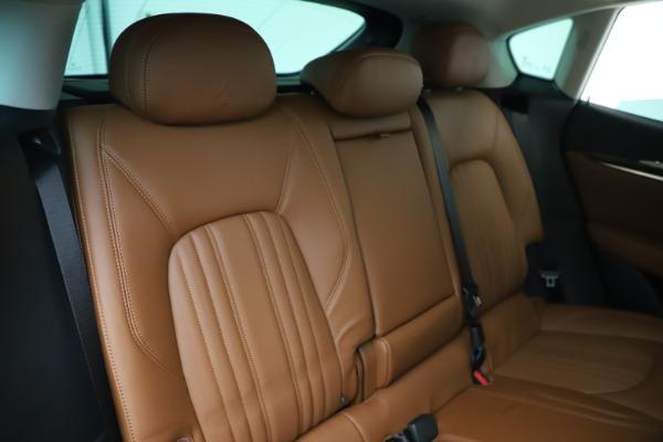 New 2020 Maserati Levante Q4 GranLusso for sale $87,335 at Maserati of Greenwich in Greenwich CT 06830 26