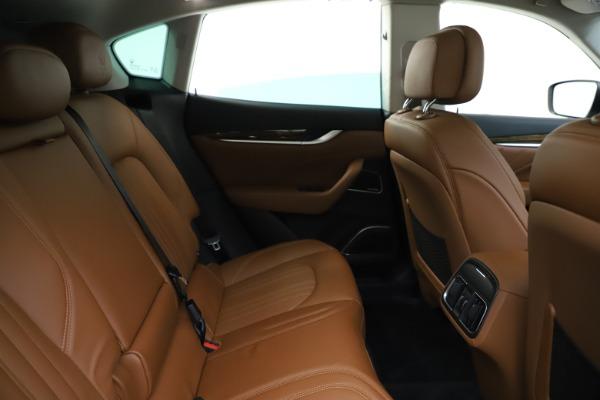 New 2020 Maserati Levante Q4 GranLusso for sale $87,335 at Maserati of Greenwich in Greenwich CT 06830 27