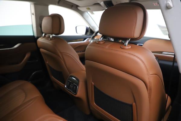 New 2020 Maserati Levante Q4 GranLusso for sale $87,335 at Maserati of Greenwich in Greenwich CT 06830 28