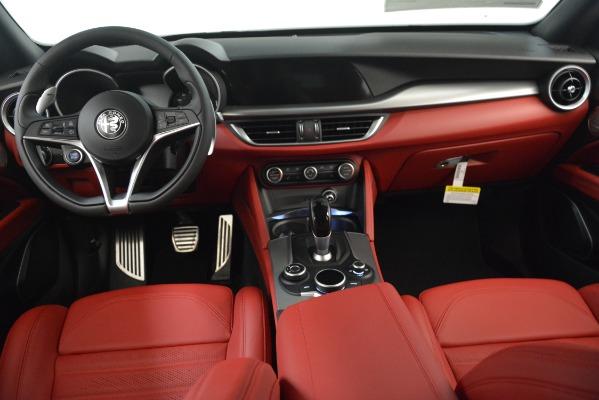New 2019 Alfa Romeo Stelvio Ti Sport Q4 for sale $54,340 at Maserati of Greenwich in Greenwich CT 06830 16