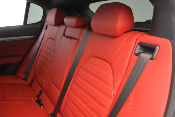 New 2019 Alfa Romeo Stelvio Ti Sport Q4 for sale $54,340 at Maserati of Greenwich in Greenwich CT 06830 18