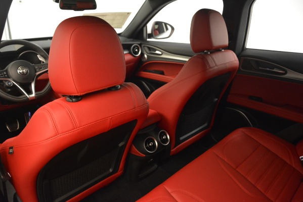 New 2019 Alfa Romeo Stelvio Ti Sport Q4 for sale $54,340 at Maserati of Greenwich in Greenwich CT 06830 20