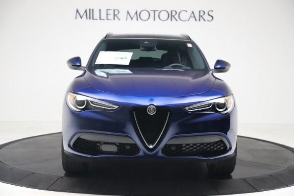 New 2019 Alfa Romeo Stelvio Ti Sport Q4 for sale $56,690 at Maserati of Greenwich in Greenwich CT 06830 12