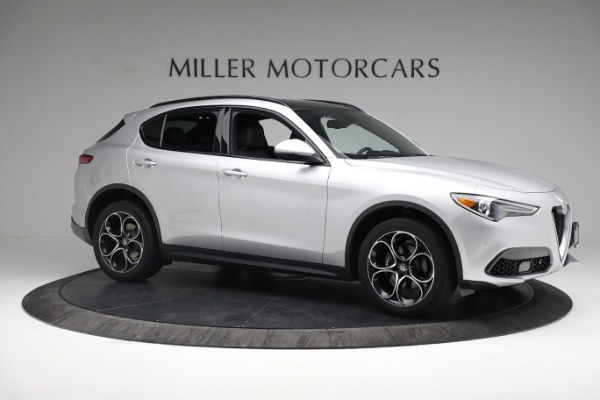 New 2019 Alfa Romeo Stelvio Ti Sport Q4 for sale $52,640 at Maserati of Greenwich in Greenwich CT 06830 10