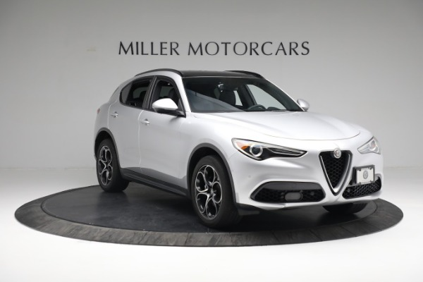 New 2019 Alfa Romeo Stelvio Ti Sport Q4 for sale $52,640 at Maserati of Greenwich in Greenwich CT 06830 11