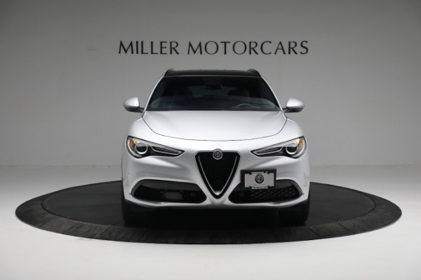 New 2019 Alfa Romeo Stelvio Ti Sport Q4 for sale $52,640 at Maserati of Greenwich in Greenwich CT 06830 12